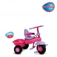 Triciclete de la 10 luni - Tricicletă Uno smarTrike roz-mov de la 10 luni_3