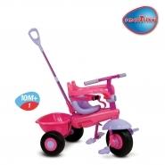 Triciclete de la 10 luni - Tricicletă Uno smarTrike roz-mov de la 10 luni_1