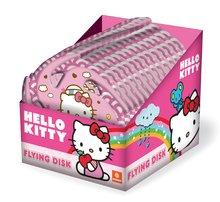 Staré položky - Lietajúci tanier Hello Kitty Mondo priemer 21 cm_0