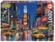 Puzzle Neon Series, Neon Times Square Educa 1000 db 12 évtől
