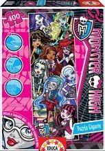 Detské puzzle Giant Monster High Educa 400 dielov od 8 rokov