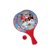 Tenis na mivki High School Musical Mondo z 2 loparjema in žogico