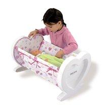 Régi termékek - Bölcső Baby Nurse Baba Smoby 42 cm-es babának 18 hó-tól_1