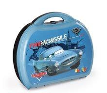 Staré položky - Pracovní kufřík Cars Customize Box Smoby s autíčkem Finn_1