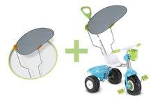 Trojkolky od 15 mesiacov - smarTrike 1390600-S modro-zelená trojkolka Cupcake so slnečníkom od 15 mes_4