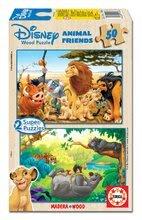 13144 b drevene puzzle lion guard