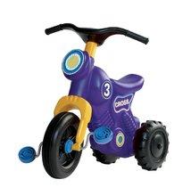 Detské odrážadlo Cross 3 Motorbike Dohány s pedálmi