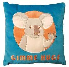 Blazina Koala Gimme hugs Ilanit modra 35*35 cm