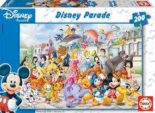 Puzzle Disney Sprievod Educa 200 dielov od 6 rokov