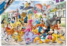 Dětské puzzle od 100–300 dílků - Puzzle Disney Průvod Educa 200 dílů od 6 let_1