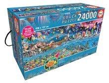 Puzzle Élet Educa 24 000 db 15 éves kortól