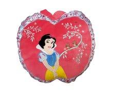 Polštář WD Princezny Sněhurka Ilanit jablíčko 36 cm růžový