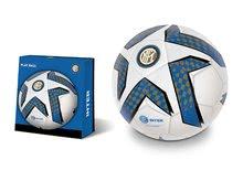 Fotbalový míč šitý Inter Milán Pro Mondo velikost 5