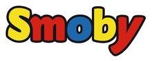 Triciclete de la 15 luni - Tricicletă Be Fun Smoby portocalie albastră de la 15 luni_1