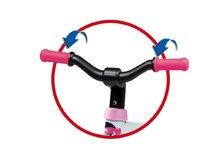 Stari vnosi - Smoby 435013 FIRST BIKE Sport Line Fille rožnata trojkolka s reťazovým pohonom a s tyčou 74*48*51 cm od 15 mes_2