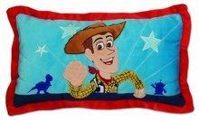 Polštář pro děti WD Toy Story Ilanit 42*28 cm světle modrý