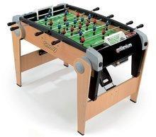 Dřevěný fotbalový stůl Millenium Smoby skládací od 8 let