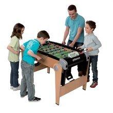 Stolný futbal - Drevený futbalový stôl Millenium Smoby skladací od 8 rokov_0