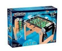 Stolný futbal - Drevený futbalový stôl Millenium Smoby skladací od 8 rokov_4