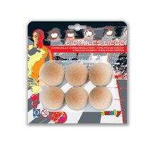 Stolný futbal - Korkové loptičky Smoby 6 ks priemer 35 mm_1