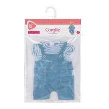 140080 d corolle striped shirt overal 36cm