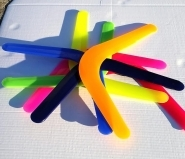 Lietajúce taniere - Bumerang Dohány rôzne farby_0
