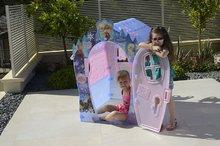 Domčeky pre deti - Domček Frozen Dream House PalPlay ružovo-modrý od 24 mes_2