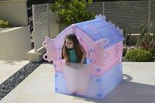 Domčeky pre deti - Domček Frozen Dream House PalPlay ružovo-modrý od 24 mes_5