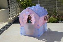 Domčeky pre deti - Domček Frozen Dream House PalPlay ružovo-modrý od 24 mes_4