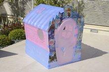 Domčeky pre deti - Domček Frozen Dream House PalPlay ružovo-modrý od 24 mes_0