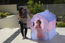 Domčeky pre deti - Domček Frozen Dream House PalPlay ružovo-modrý od 24 mes_6