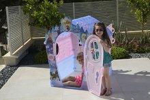 Domčeky pre deti - Domček Frozen Dream House PalPlay ružovo-modrý od 24 mes_1