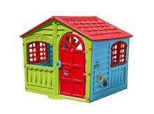 Detský domček Fun Happy House Marianplast s dvoma dverami a hodinami od 24 mesiacov