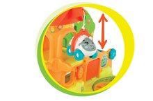 Garáže - Farma Eden Planet Smoby elektronická so šmykľavkou a zvieratkom na kolieskach 7 cm od 18 mes_2