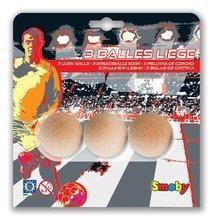 Stolný futbal - Korkové loptičky Smoby 3 ks priemer 35 mm_2