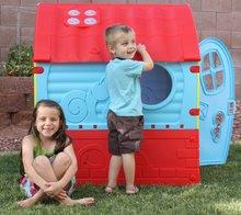 Domčeky pre deti - Domček Fairies Dream House PalPlay červeno-modrý od 24 mes_3