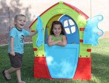 Domčeky pre deti - Domček Fairies Dream House PalPlay červeno-modrý od 24 mes_6