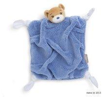 Kaloo plyšový macko Plume-Indigo Bear 962305 modrý