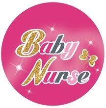 Domčeky pre bábiky sety - Set prebaľovací stôl pre bábiku Baby Nurse Srdiečko Smoby a vanička pre bábiku_11