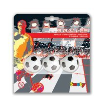 Stolný futbal - Futbalové loptičky Smoby 3 kusy_3