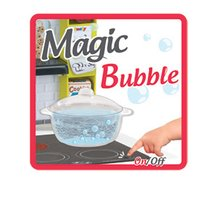 Kuchynky pre deti sety - Set kuchynka Tefal French Touch Bublinky Smoby s magickým bublaním a obedový set so sviečkami_23