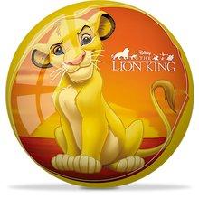 Rozprávková lopta Leví kráľ Mondo gumená 14 cm