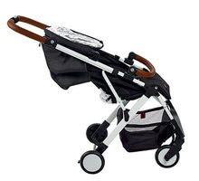 Kočíky - Športový kočík CityLink® III Red Castle skladací s bielou konštrukciou a 5-bodovým bezpečnostným pásom od 0 mesiacov_4