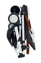 Kočíky - Športový kočík CityLink® III Red Castle skladací s bielou konštrukciou a 5-bodovým bezpečnostným pásom od 0 mesiacov_7