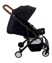 Kočíky - Športový kočík CityLink® III Red Castle skladací s čiernou konštrukciou a 5-bodovým bezpečnostným pásom od 0 mesiacov_1