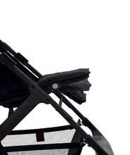 Kočíky - Športový kočík CityLink® III Red Castle skladací s bielou konštrukciou a 5-bodovým bezpečnostným pásom od 0 mesiacov_9