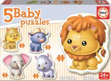 Puzzle pre najmenších - 14197 b educa puzzle