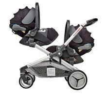 Kočíky - Kočík pre dve deti Red Castle Evolutwin® Grey polohovateľný s kompletnou výbavou a pršiplášťom_10