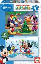 14207 c educa puzzle mickey