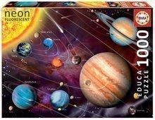 Puzzle Neon Series, Solar System Educa 1000 db 12 évtől